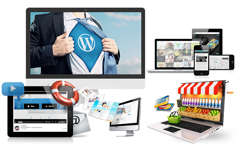 WordPress Designer & WordPress Developer in London Hampshire Dorset Berkshire Surrey Sussex